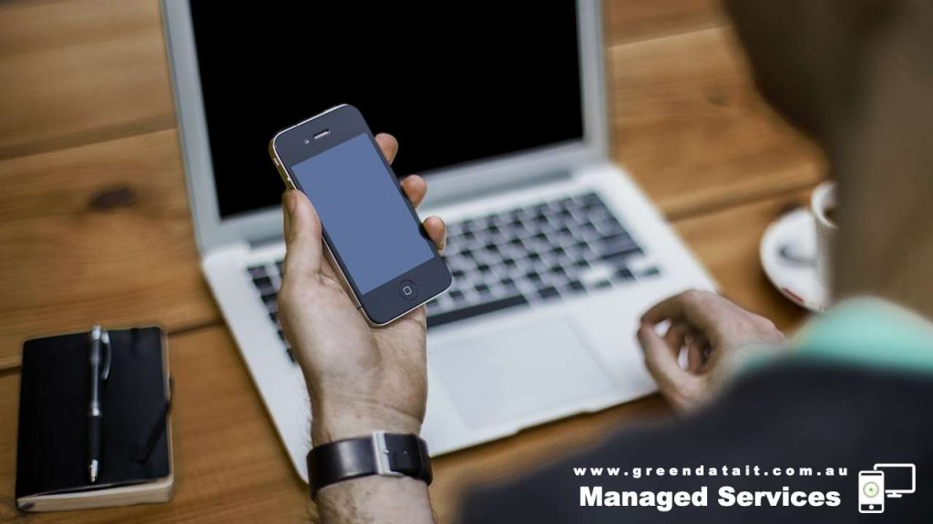 Managed IT Services Gold Coast Brisbane Tweed Computer Phone Mobile Security