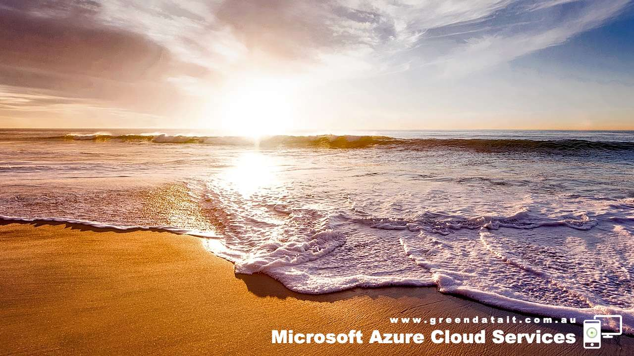 Microsoft Azure Cloud Services for Business Gold Coast