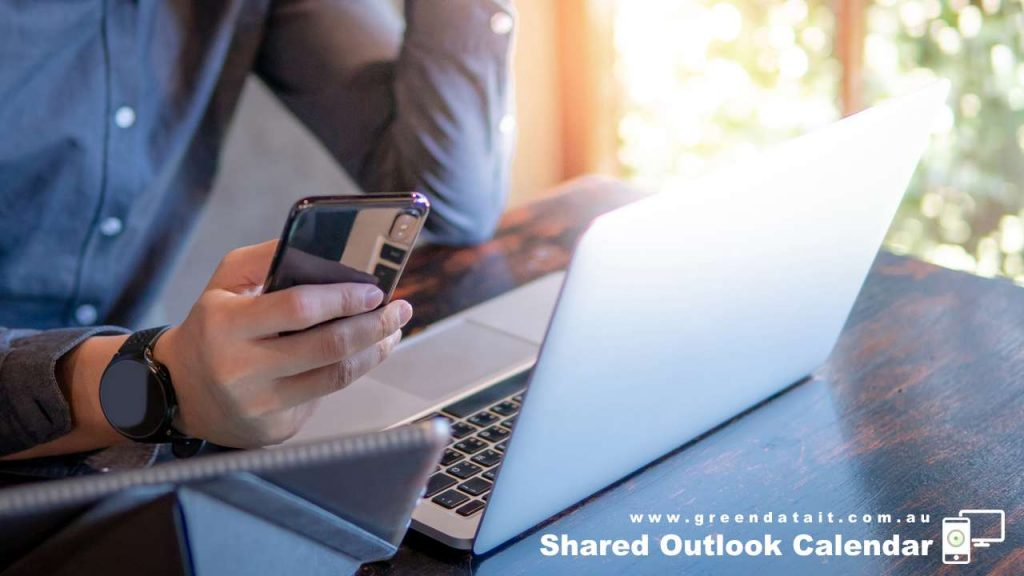 How to add a Shared Calendar in your Outlook App